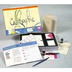 Atelier créatif : Coffret de calligraphie pour juniors