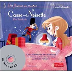 Livre audio : Casse-Noisette