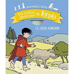 Livre audio : Contes musicaux de Loupio