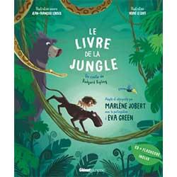 Livre audio : Le livre de la jungle