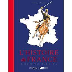 Livres : L'histoire de France racontée pour les écoliers